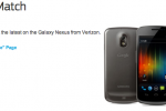 Galaxy Nexus appears in Samsung site search results