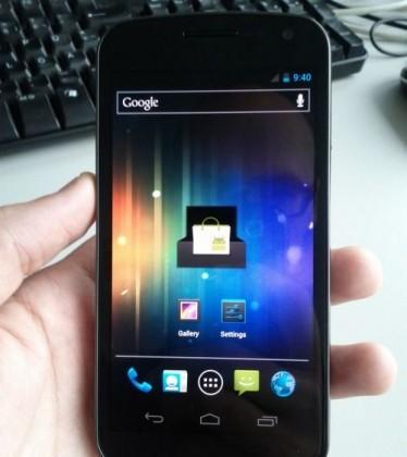 Rumor: Samsung and Google to pimp Galaxy Nexus on October 27 in UK