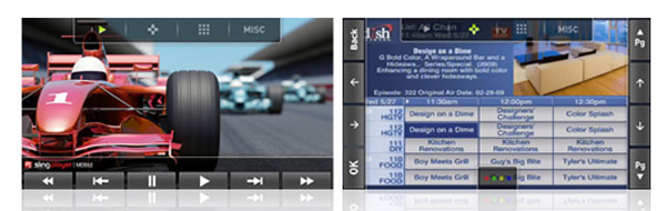 SlingPlayer App for Android 3.0 tablets now available
