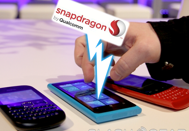 Qualcomm Snapdragon Processor powers first Nokia Lumia smartphones