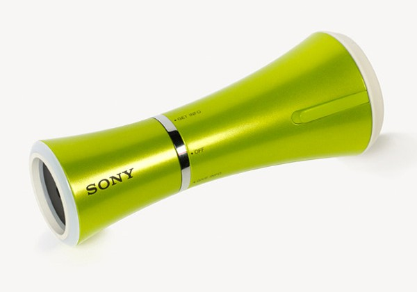 Sony Echo stamps sound for later listening