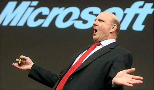 Microsoft reports record fiscal Q1 2012 earnings
