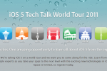 Apple iOS 5 Tech Talk 2011 tour set for 9 cities around the world