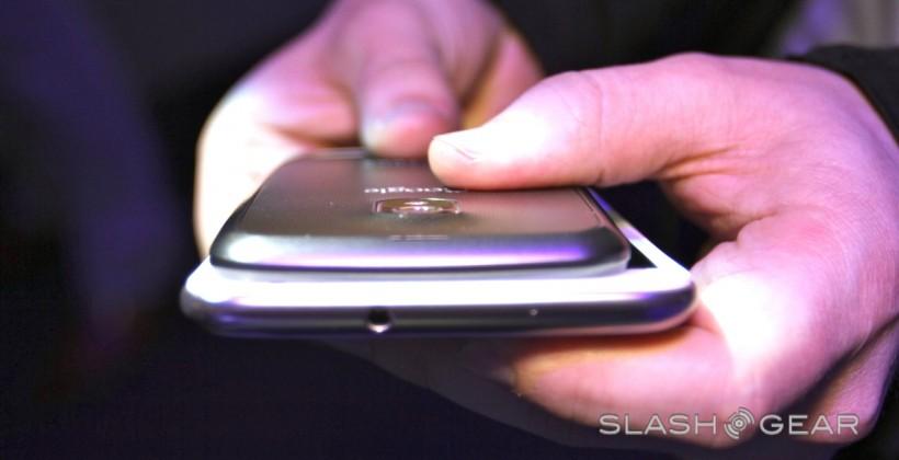 Galaxy Nexus vs White Galaxy Note Hands-on