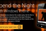 Microsoft invites you to Windows Phone 7.5 events in five major US cities