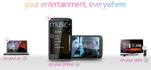 Microsoft restores Zune HD page, not axed yet