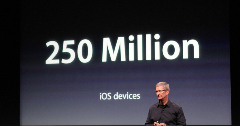 Tim Cook turns the heat down at Apple