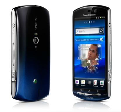 Sony Ericsson Xperia arc S and Xperia neo V out officially in the USA
