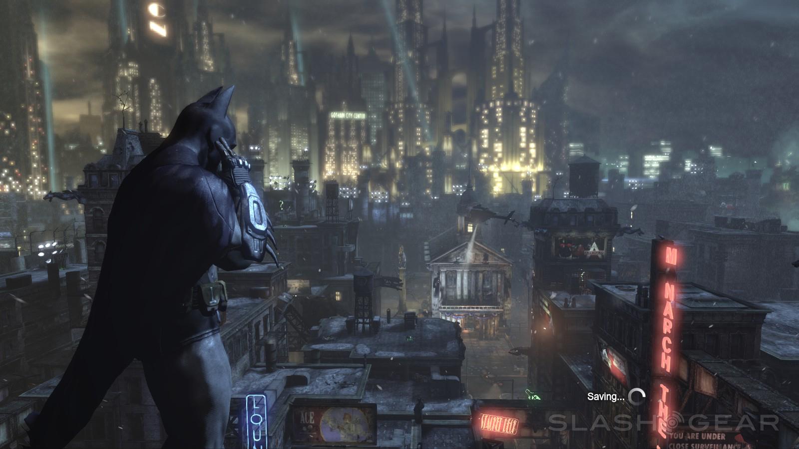 Batman: Arkham City PC Review - SlashGear