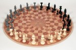3 Man Chess runs rings around the classic game