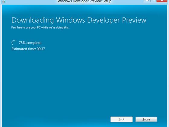 Microsoft details Windows 8 online setup experience