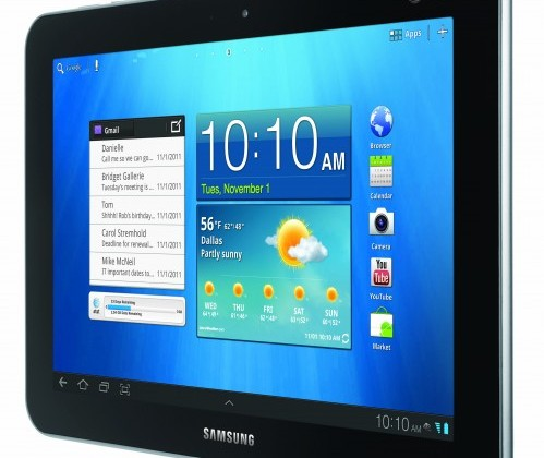 Samsung Galaxy Tab 8.9 with AT&T's 4G LTE arriving November 20, free phone in tow