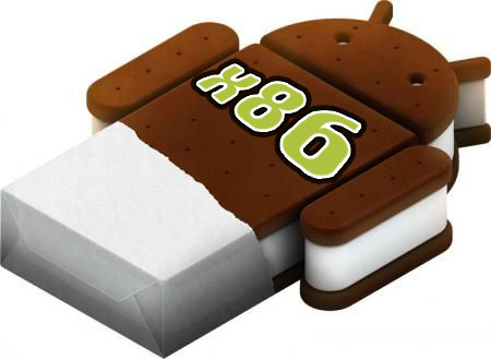 Android 4.0 source code for x86 processors opening up to developers