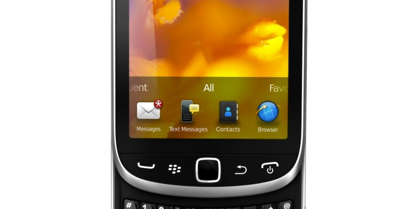 T-Mobile BlackBerry Torch 9810 priced for November 7 launch
