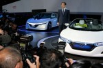 Honda shows off EV-STER concept electric car at 2011 Tokyo Motor Show
