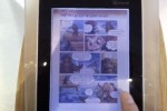 Kyobo mirasol eReader flaunts color e-paper on video