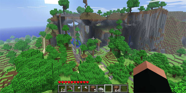 Minecraft 1.0 released, over 240 million logins every month
