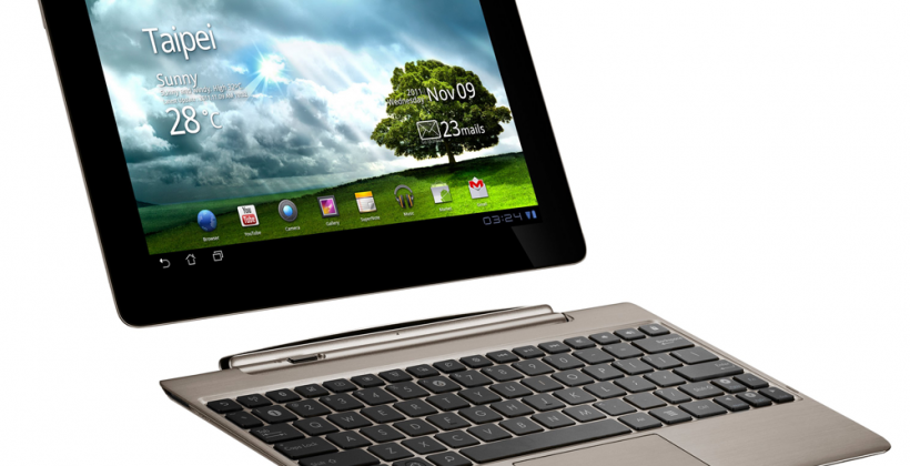 ASUS Transformer Prime hits US December 8 says Taiwan