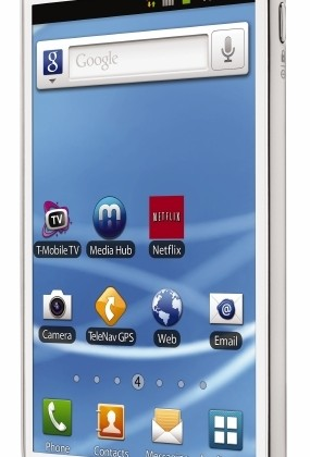 White Samsung Galaxy S II is T-Mobile USA's holiday gift