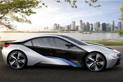 BMWi concept to debut at LA Auto Show