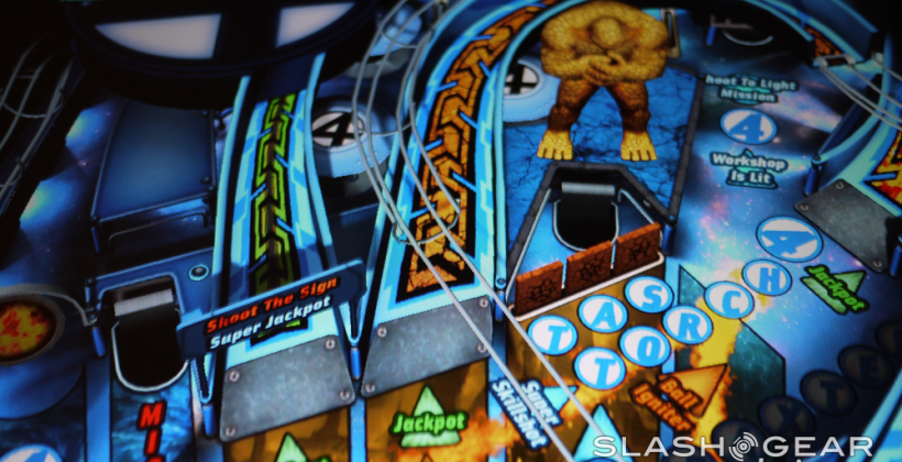 Zen Pinball for Tegra Android, an ultra-early hands-on look
