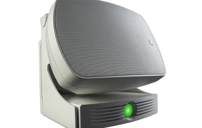 AirGo is first outdoor speaker to house AirPort Express for AirPlay
