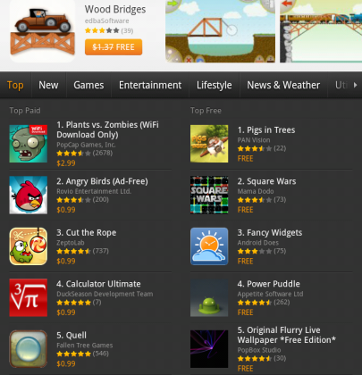 Amazon preps for Kindle Fire with Android Appstore refresh