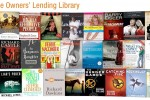Amazon Kindle Owner's Lending Library offers 5,000 borrowable books