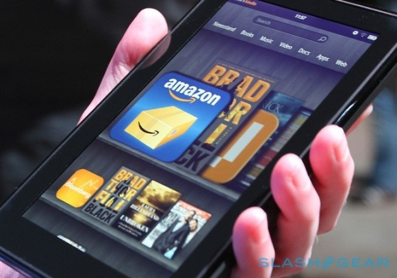 Kindle Fire adds Hulu Plus support