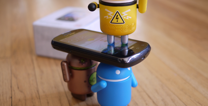 Android gobbles half of Q3 smartphone market