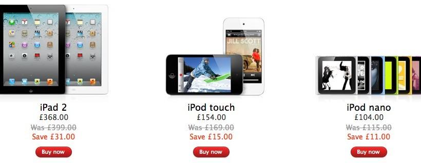 Apple Uk Offers Black Friday Cheap Ipad And Macbook Deals Slashgear