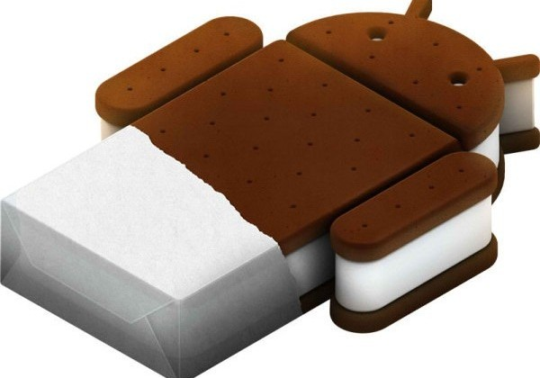 Android 4.0 Ice Cream Sandwich source posted by Google