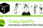 Spotify Platform apps start with LastFM, TuneWiki, SongKick