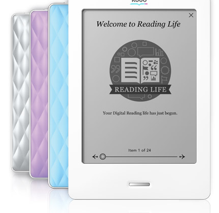 Kobo Touch with Offers up now for $99, competes with $79 Nook