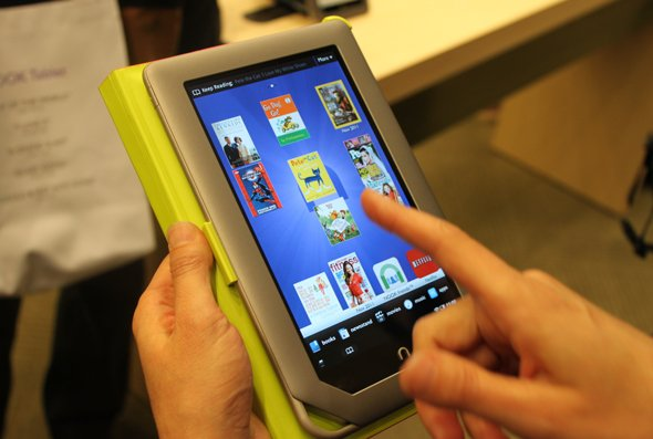 NOOK Tablet hands-on roundup from around the web