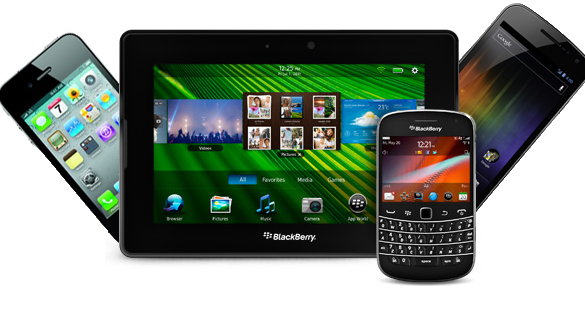 RIM aims to dress Android & iPhone in BlackBerry suit