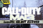 Call of Duty: Modern Warfare 3 fan threatens to blow up Best Buy