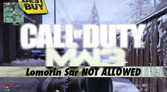 Call of Duty: Modern Warfare 3 fan threatens to blow up Best Buy