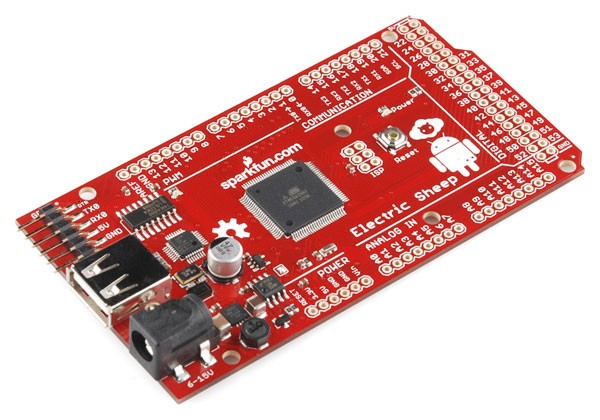 SparkFun Electric Sheep lets Android fans make their own accessories