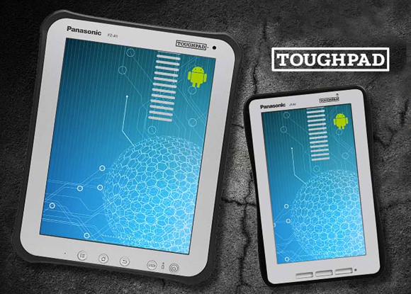 Panasonic Toughpad A1 and Toughpad B1 Android tablets revealed
