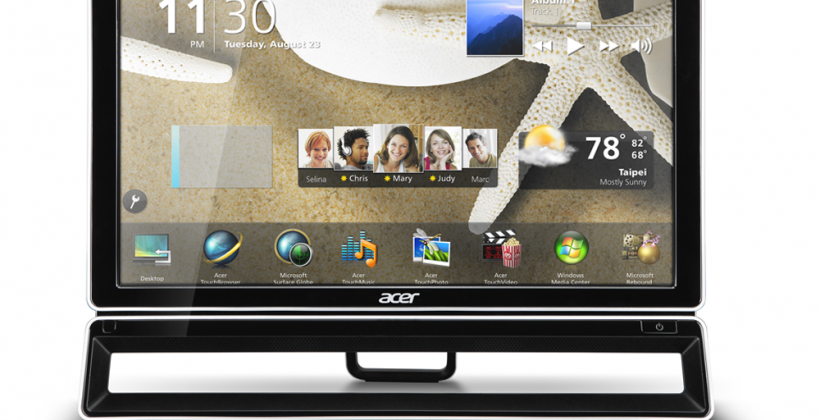Acer introduces AZ5 and AZ3 all-in-one PCs