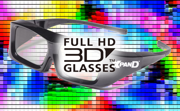 Standardization of 3D glasses begins with XPAND 3D initiative