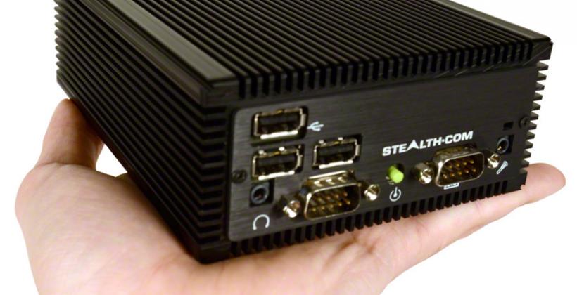 Stealth brings LPC-125LPFM teeny-tiny PC to the market