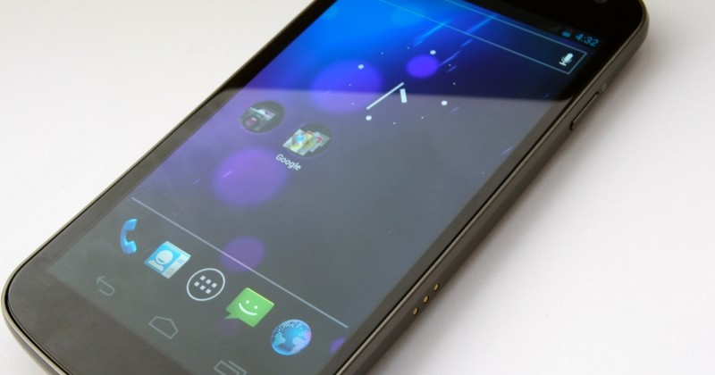 Galaxy Nexus volume bugfix rolling out OTA