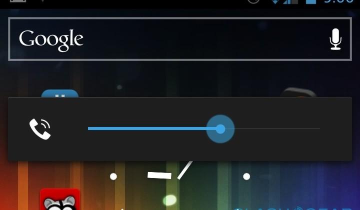 Galaxy Nexus volume bug fix in pipeline