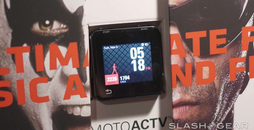 Motorola MOTOACTV Review