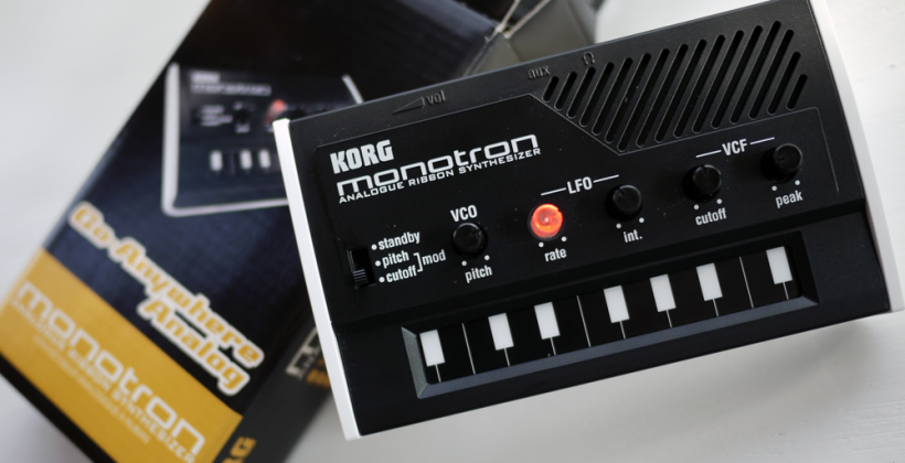 KORG Monotron Review