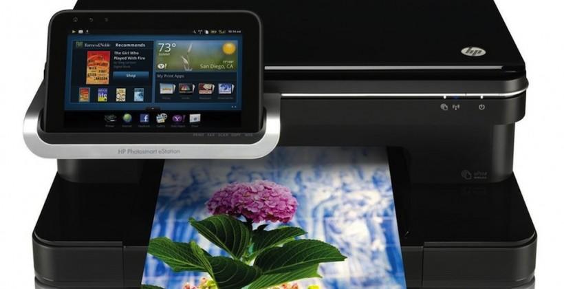 HP & Intel open Palm sale talks; webOS printers still in pipeline