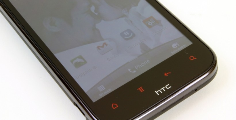 HTC Rezound Hands-on