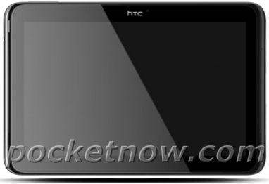 HTC Quattro Tegra 3 tablet pictured & detailed